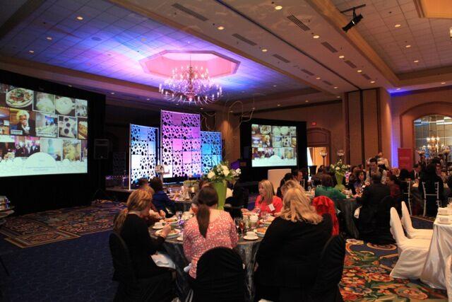 Event images digital walls