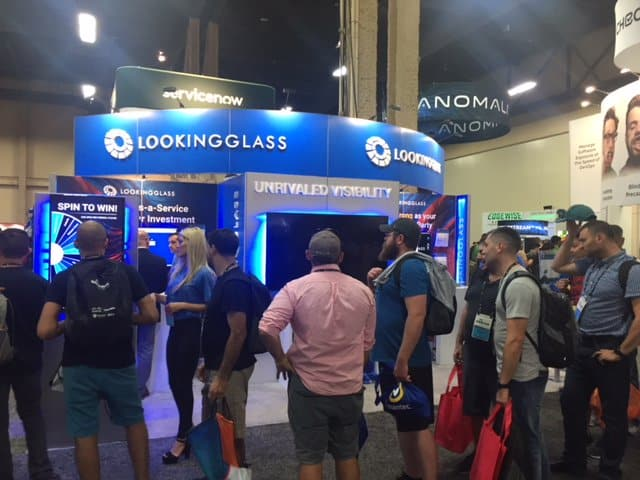 Solve major trade show givaway problems and get more booth visitors with the SocialPoint Virtual Prize Wheel game
