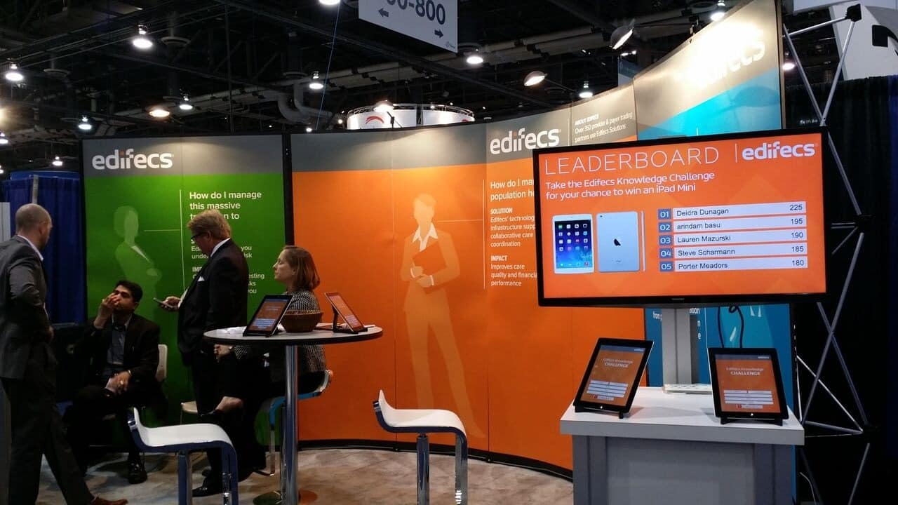 Trade Show Booth Quiz : See trade show trivia game examples socialpoint