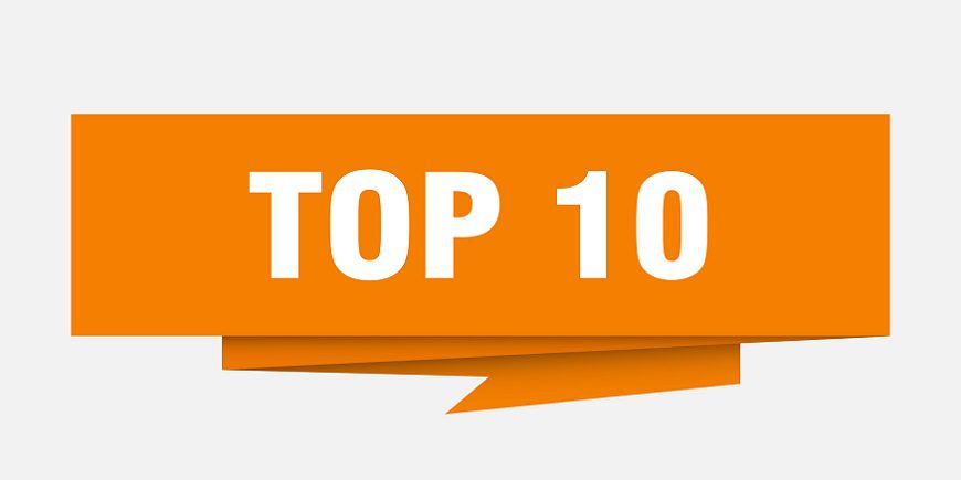 Top 10 trade show and event blog posts of 2018