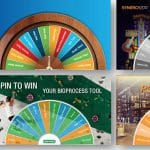 22 Virtual Prize Wheel Game Examples