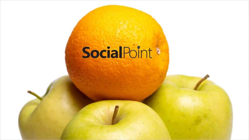 comparing SocialPoint interactive trade show games to other trade show promotional activities